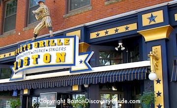 Boston Bars Near Td Garden Best Boston Nightlife