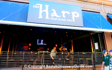 The Harp - Sports bar near TD Garden
