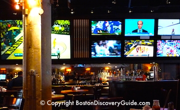 Tony C's - Sports bar near Fenway Park