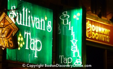 Boston Bars near Garden - Sullys