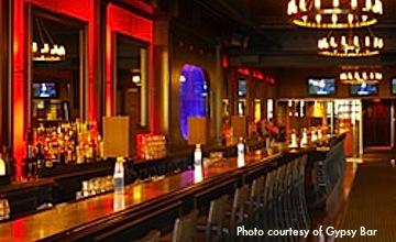 Gypsy Bar in Boston MA - dance club and bar