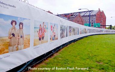 Flash Forward Festival in Boston