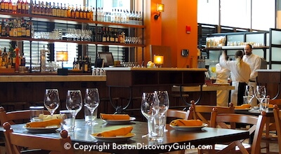 Babbo On The South Boston Waterfront