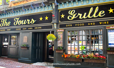 Boston restaurants guide where to eat boston discovery guide for Restaurants near td garden boston ma