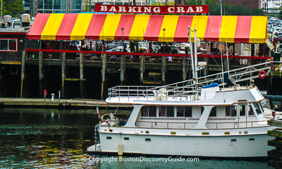 Boston restaurants - Shore food