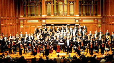 Boston Baroque performs Handel's Messiah