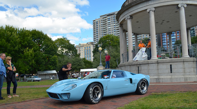 The Boston Cup show on Boston Common - September Event
