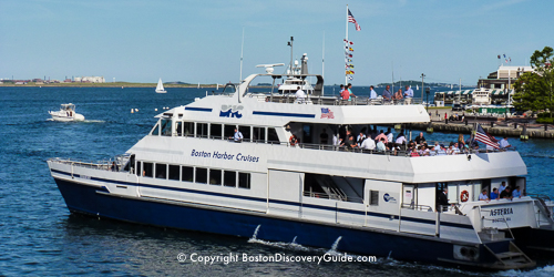 Boston Cruises