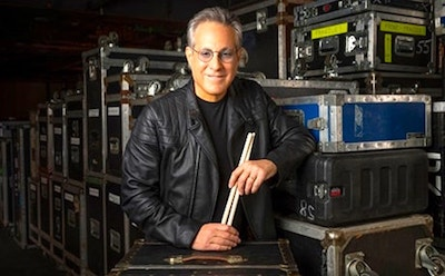 City Winery Boston - Max Weinberg