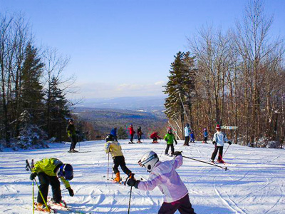 Dartmouth Skiway - New England Ski Area near Boston