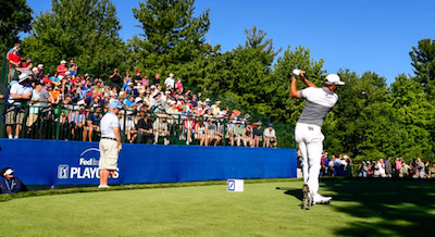 Boston Labor Day Events -Dell Technologies Championship PGA Golf Tournament