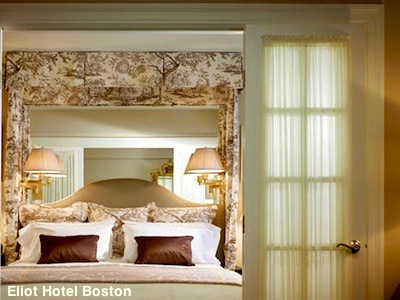 Eliot Hotel - luxury hotel in Boston
