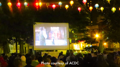 Films at the Gate - Movie Fest in Boston's Chinatown