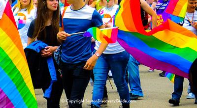 Boston Pride Week and Pride Parade schedule