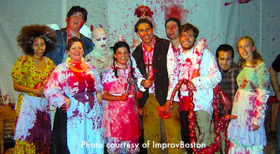 ImprovBoston's GoreFest - top Halloween comedy show