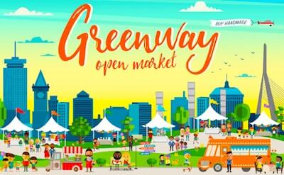 Greenway Open Market - Boston