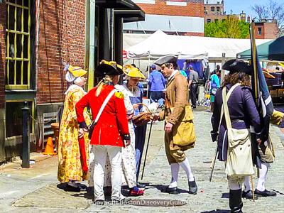 Historic Downtown Boston