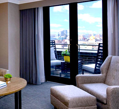 Hotels near Boston's Opera House