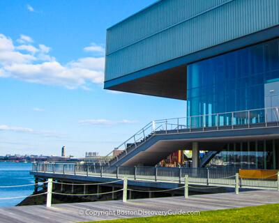 Institute of Contemporary Art - Boston Museum