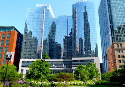 Discounts of up to 20% off your rate at InterContinental Boston