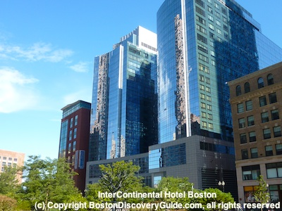 InterContinental Hotel - Boston Luxury Hotel
