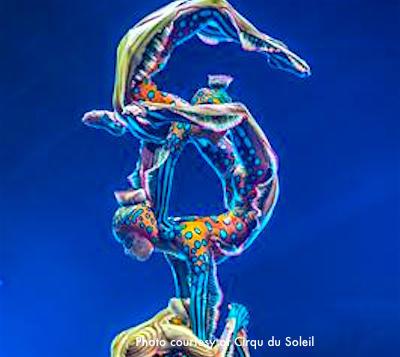 Cirque du Soleil tickets for Boston performances - best prices!