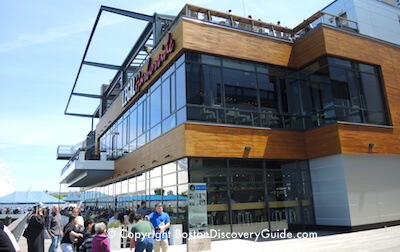 Legal Harborside on the South Boston Waterfront