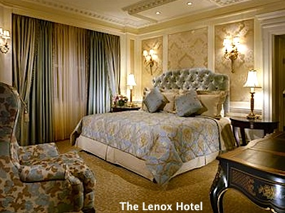 Lenox Hotel - luxury hotel in Boston