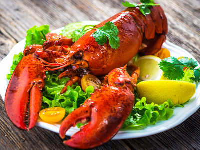 Boston attractions: Seafood restaurants