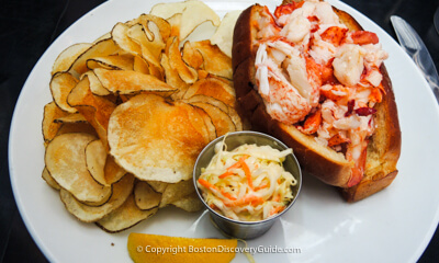 Boston restaurants - Seafood