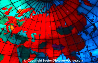 Boston's Mapparium
