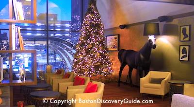 Hotels Near Boston Aquarium With Indoor Pool