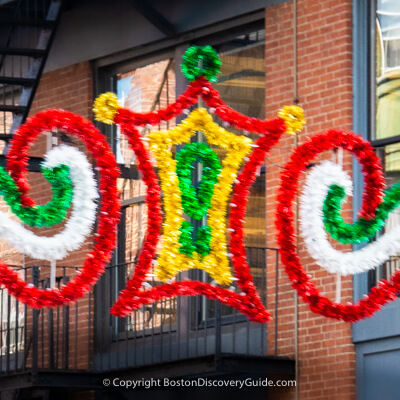 North End saints' festivals and feasts in Boston