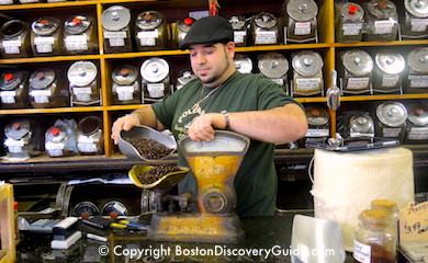 Polcari's Coffee in Boston's North End