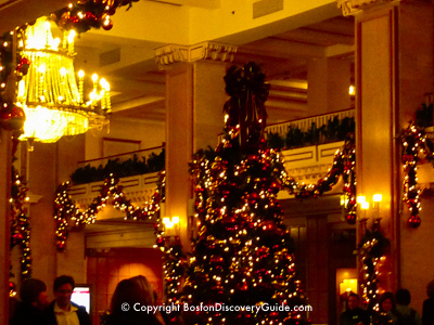 Boston Events December 2017 Top Things To Do Boston Discovery  - Christmas Lights Christmas Tree