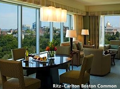 Ritz-Carlton Hotel Boston Common