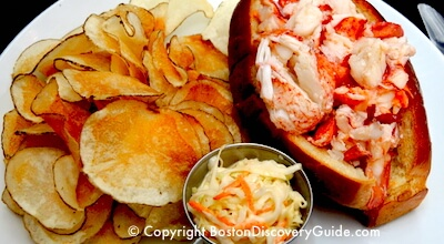 Boston restaurants - Seafood