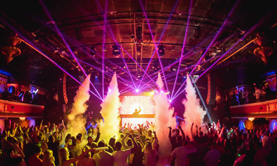 Boston nightlife and entertainment - Dance clubs