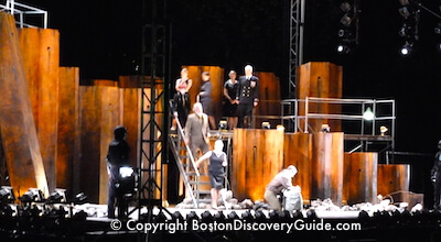 Shakespeare on the Common in Boston MA