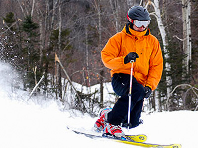 Bigrock Ski Area in Mars Hill, Maine