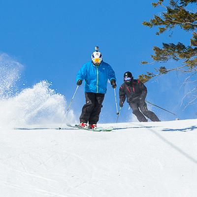 Black Mountain, popular New England ski area