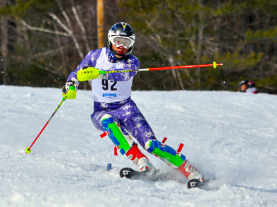 New England ski areas include Ski Bradford, close to Boston