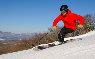 Bromley Mountain - New England Ski Area near Boston