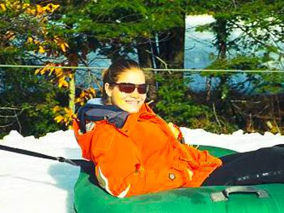 New Hermon Mountain - New England Ski Area near Boston