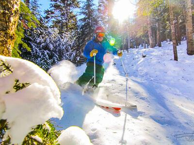 Saddleback Mountain - Top New England Ski Areas