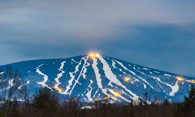 Stratton Mountain - New England Ski Area near Boston