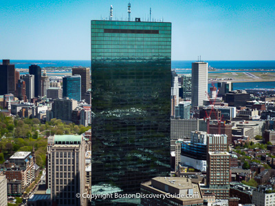 Boston attractions: Skywalk Observatory