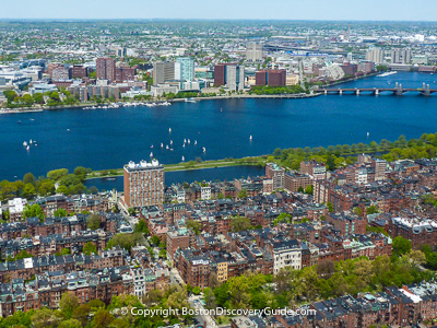Boston attractions: Top of the Hub