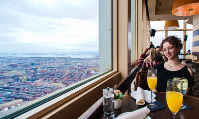 Boston restaurants - Top of the Hub