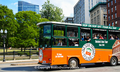 Trolley Sightseeing Tours
